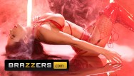 Patch penis red Brazzers - hot babe madison ivy fucked hard in red lingerie