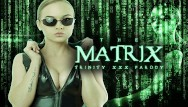 Cock insane movie Big titted trinity from the matrix is insanely horny