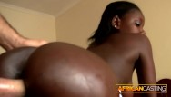 African teen boy Interracial sex with gorgeous black babe