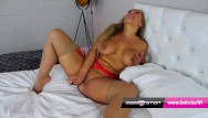 Beth black cock Busty british stunner beth bennet gets her vibrator out