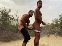 Sex in den dünen von maspalomas