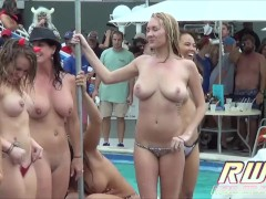 amateur drunk slut fucks group
