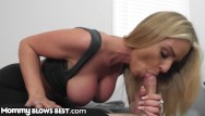 Fuck the stepmom Mommyblowsbest - stepmom catches me spying on her