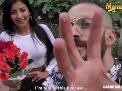Carne Del Mercado - Mariana Martinez Curvy Pawg Latina Colombiana Makes First Porno With Stranger