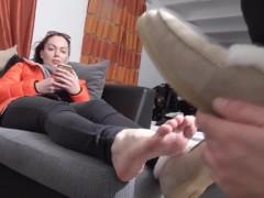 Feetgirls Sole Smelling