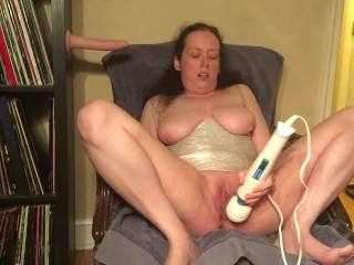 BBW Housewife Home Alone after First Camshow