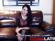 Cereza Rodriguez debut on Exposed Latinas