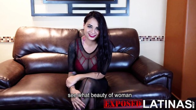 Cereza Rodriguez debut on Exposed Latinas