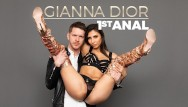 Freee erotic story first time fingered Evilangel - gianna diors first time ass fucked