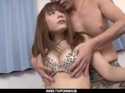 Hot japan girl Anri Sonozaki receive pleasure