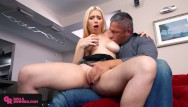 Bathroom tit fuck busty blonde Girlsrimming - hot licking after fuck party with blonde busty roxy risingstar