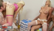 Two ass fucked milf Two hot blonde whore with big boobs ass fucked