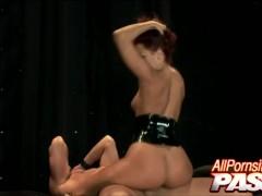 Sandra Romain Hot Jizz In Mouth Finish