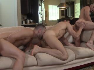 PrideStudios – Wild Threesomes Compilation