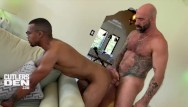 Interacial gay clips Drew jacen bb hung daddy cock fuck and ass to mouth swallow