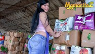 Teen gifts under 20 Carne del mercado - luna miel hot ass 20 yo latina picked up for intense fucking with horny guy