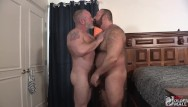 Gay silver videos Hunk brad kalvo and daddy silver bear in a hot fuck session