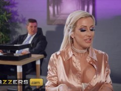 Brazzers - Huge-boobed Office Cougar Skyler Mckay Analized Rigid By Huge Cock