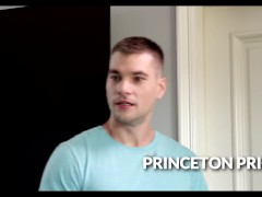 Princeton Price Accidentally Finds Lance Ford's Toy
