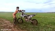 Naked courtney smith Hot sexy jeny smith with a dirt bike
