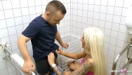 Puffy areola tiny tit teens Freaky midget dwarf fuck sexy german teen tight tini on public toilet