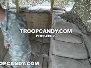 TROOPCANDY – If You Want To Be A Soldier, You'll Have To Prove How Tough You Are