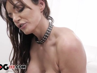 Busty MILF Pussy Pounding With Facial