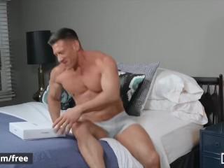Mencom – Daddy Bruce Beckham Releases Steam With Sexy Shane Jackson