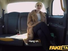 Fake Cab Molten Mature Boy Slurps Unshaved Labia And Creampies Blond Super-naughty Student