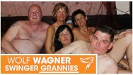 Ribbed for pleasure Old swingers ugly grannies and grandpas pleasure each other wolf wagner