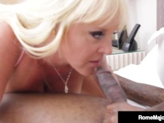 Curvy Milf Alexis Golden Gets Ruined By Monstrous Ebony Bull Rome Major!