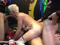 Blondes Honies Romped Rock Hard In Both Fuck Holes In Ggg Compilation