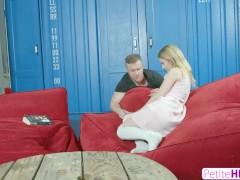 Hot Ash-blonde Nubile Gets Hefty Chisel - S20:e9