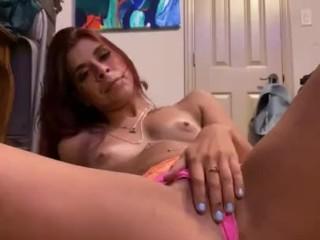 Bulgarian princess touching herself
