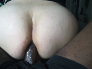 Reverse Cowgirl Anal