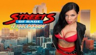 Porn babes images Big tits latina babe canela skin as blaze getting your big cock in streets of rage a porn parody