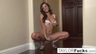 Nude pix taylor Taylor vixen shows her big natural tits