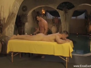 An Anal Cock Session