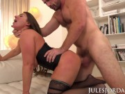 Sexy Suzi Big Tit MILF Has Her Ass Penetrated By Manuel