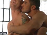 Mencom - Gay Bareback Fuck With Hunks Dato Foland & Scott Miller