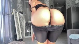 Horny asian girl masturbates talks