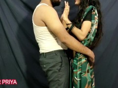 Hot Punjabi Wifey Elations Devar While Hubby Is At Work