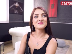 HerLimit - Katy Rose Horny Czech Babe Hardcore Interracial Ass Fuck - LETSDOEIT