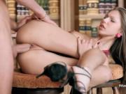 WOWGIRLS HOTTEST Anjelica Ebbi in her best anal movie