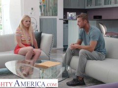 Naughty America - Nikki Succulent Grounds A Job By Letting The Interviewer Boink Her
