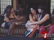 Lesbians Love Bondage