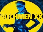 Interracial Fuck With Ebony Babe Kira Noir As Sister Night A Xxx Watchmen Parody
