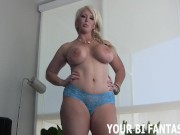 Bisexual Blowjob Fantasy And Female Domination Fetish