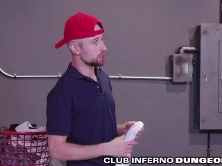ClubInfernoDungeon – Tenant Fucked & Fisted For Missing Unpaid Rent