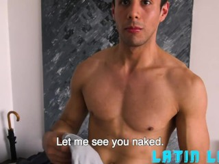 Cute Latino passerby Banged For Cash